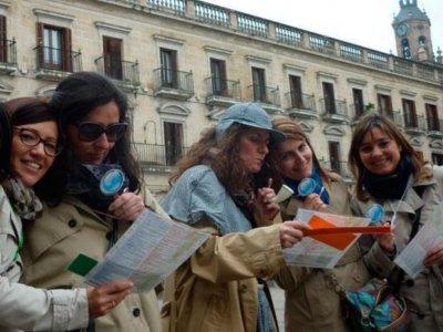 2-3h Orienteering Field Games in Vitoria