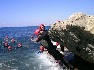 Go coast jumping in Alicante
