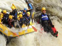White Water Rafting & River Bugs in Aberfeldy, 6h