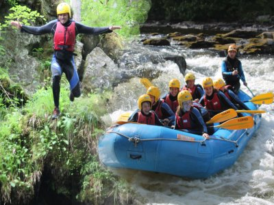 Rafting and Canyoning Aberfeldy