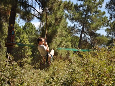 Multi-adventure for schools in Los Yébenes