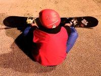 Junior Lessons of Snowboarding at Llandudno Ski & Snowboard Centre