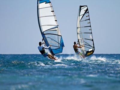 Windsurf equipment rental 1h Mallorca