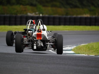 Croft Promosport F1 Driving