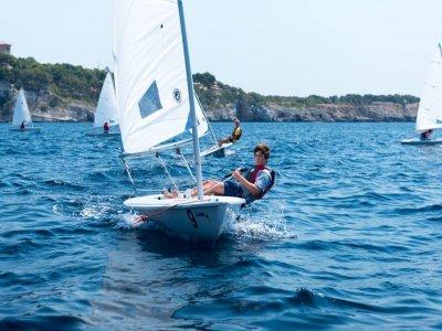 Individual sailboat rental in Mallorca 2 h