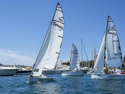 Triple sailboat rental in Palma de Mallorca, 2h