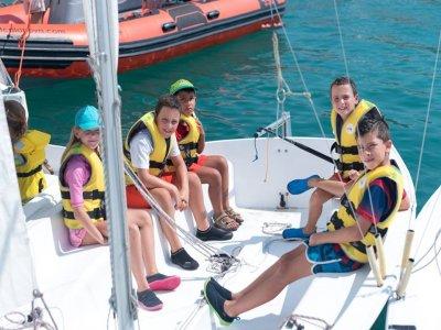 Boat rental for 5 persons in Palma de Mallorca