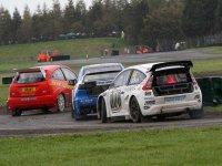 Like a real race driver!