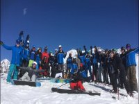 Open Snowboarding with Snow-Camp