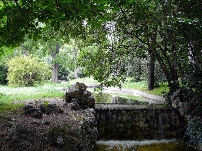 Gymkhana for schools in Retiro Park