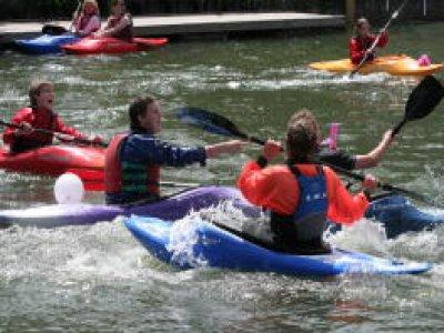 Southwater Watersports Centre Kayaking