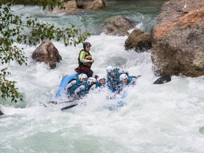 Stag/Hen Do rafting II with meal in Pyrenees