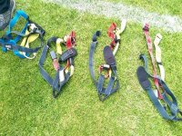 Mobile Climbing pieces of equipment