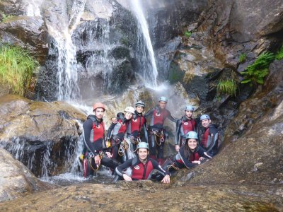 Canoeing and Canyoning at Somosierra + Lozoya