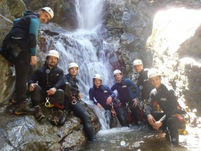 Canyoning in Llech, In Prades De Conflent