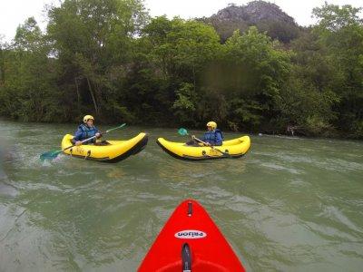 Rafting Ría de San Martín Price for Children