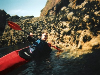 Adventure Northumberland Kayaking