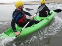 Kayaking makes the inaccessible, accessible