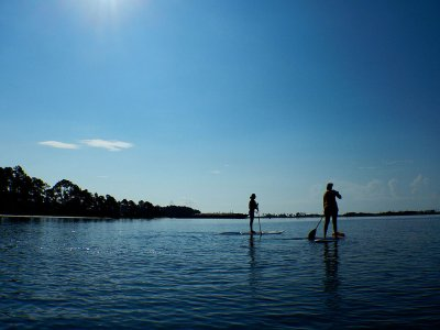 1-hour Paddle surf experience in Alicante