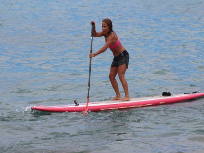 Padde surf tour in Alicante or Tabarca