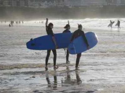 Adventure Northumberland Surfing
