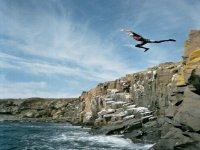 Coasteering - Taking the leap