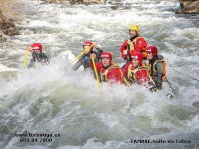 Turnauga Rafting