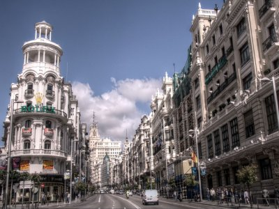 Tour Across the Madrid of the II Republic