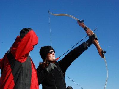 2-hour archery lesson in Mazaricos