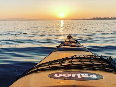 Kayak rental in Mazaricos 3 hours