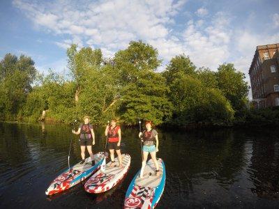 Zenith Kiting Paddle Boarding