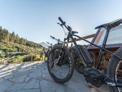 Mountain bike renting Tenerife 1 day