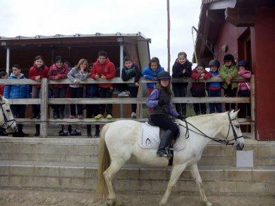 5-day Horse riding & leisure camp, Lizaso