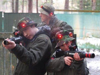 Wildwood Laser Tag