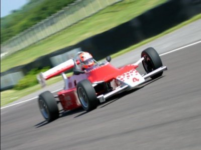 Mithril Racing F1 Driving