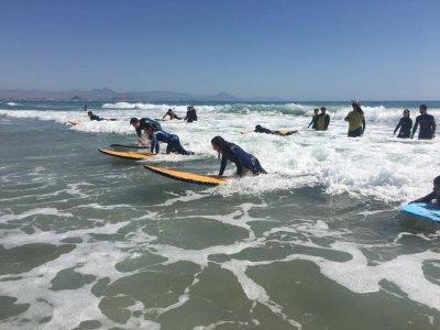 Water activities in Arenales del Sol