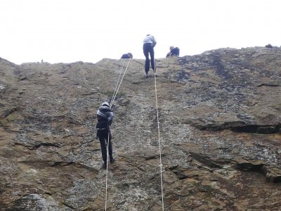 Llandudno Adventures Abseiling