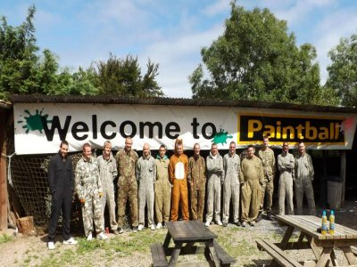 Survival Paintball Games