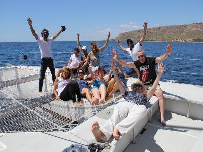 Catamaran Trip in Costa Blanca 3 Hours