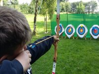 Archery in Cumbria