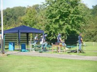 Clay Pigeon Shooting competitions.