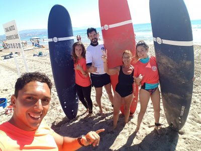 Club surf El Moreno Alicante Surf