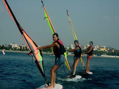 Windsurfing course Vera 5 days 1:30h