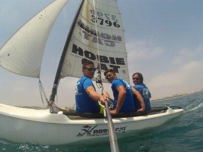 Catamaran Course 5 Days 1:30 h