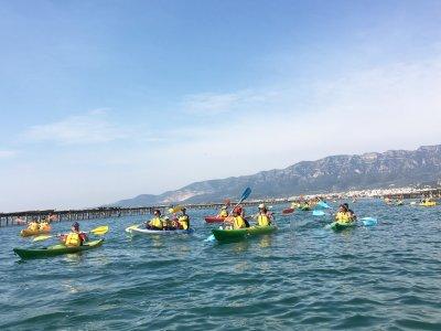 Canoe Trip Las Mejilloneras and Alfacs Bay