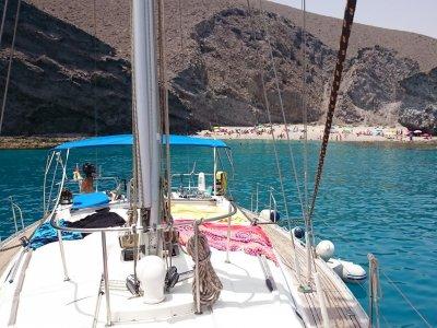Weekend sailing trip in Cabo de Gata (Almería)