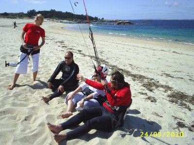 Escuela Española KiteSurf Pontevedra