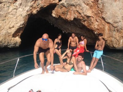 Stag/Hen Party+ Boat in Jávea, snorkeling+disco 4h