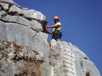 Vía Ferrata Montejaque in Ronda + Pics
