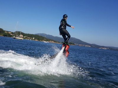 Flyboarding course in Vigo 30 minutes